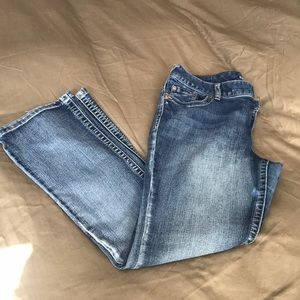 Maurices Bootcut jeans short 11/12